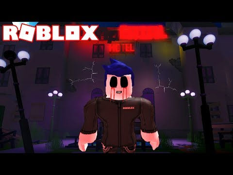 ESCAPE THE HAUNTED HOTEL | ROBLOX
