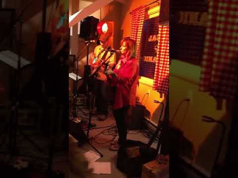 Mary Battiata at Rooster & Hen in Catonsville, Maryland