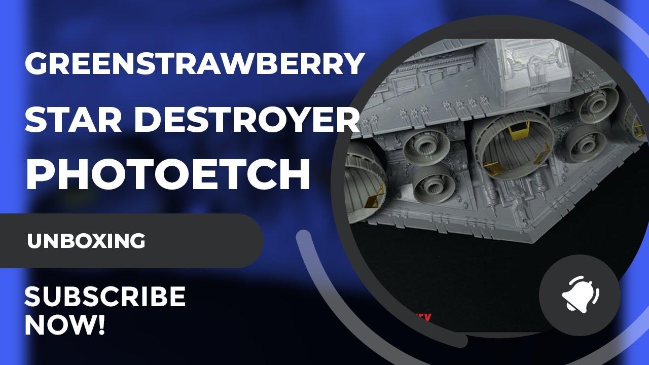 Zvezda and Revell 1/2700 Star Destroyer Aftermarket Set Review