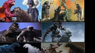 Top 5 Favorite Canceled Godzilla films (Requested By Maxjiira)
