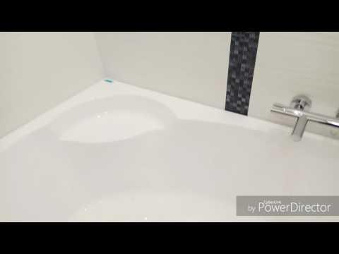 Угловая акриловая ванна AQUATEK