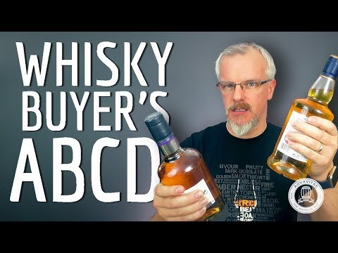 The Whisky Buyer's ABCD - A Guide to Good Scotch Whisky Presentation
