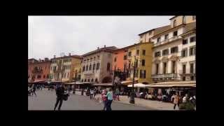 Italy 2014 Pt2 - Verona & Milan - Vlog Thumbnail