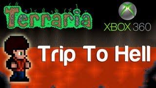 Terraria Xbox - Trip To Hell [33]