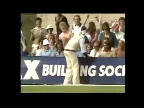 1980 England v West Indies 1st Test Match Cricket Highlights
