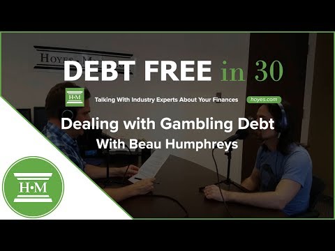 Dealing with Gambling Debt: Beau's Story