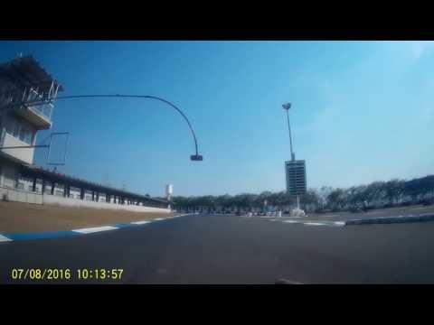 Largada - Corrida de Kart (Lewis Hamilton Gomes) - Kartódromo Internacional - Nova Odessa