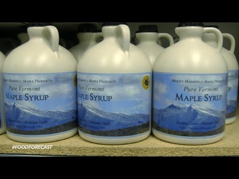 Vermont's Maple Syrup Transforms From Flavorless Sap to Sweetest Product on Earth | ABC News