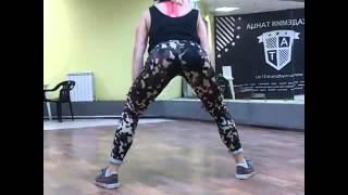 Тверк/Booty Dance от Анастасии Телковой