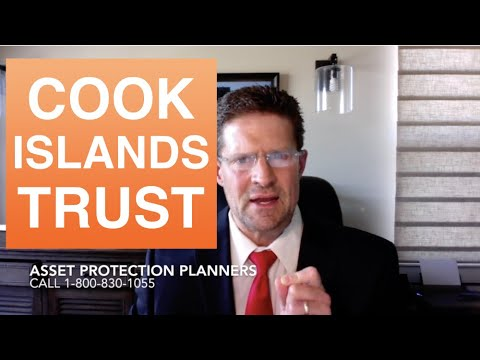 Cook Islands Offshore Asset Protection Trust