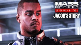 Jacob Taylor's Story (All Jacob Scenes) Mass Effect Legendary Edition Series 1440p 60FPS