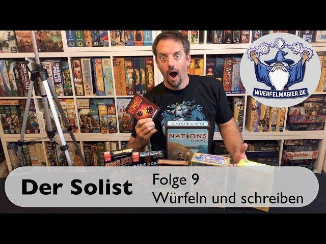 Der Solist - Folge 9: Würfeln & Schreiben