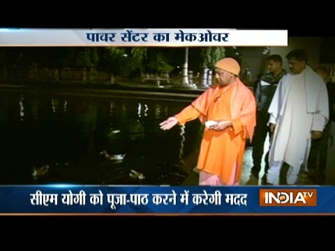Holy Hindu rituals performed at UP CM bungalow to accommodate Yogi Adityanath