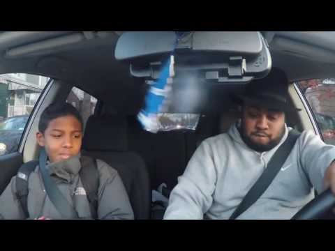 Father Goes Crazy when Song Comes On In Car