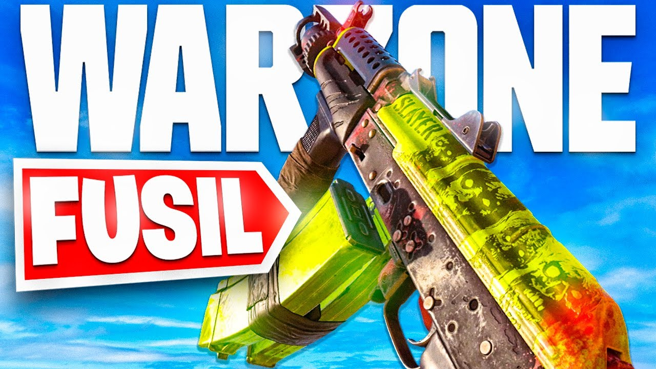 LA AK-74U ES AHORA UN FUSIL EN CALL OF DUTY WARZONE