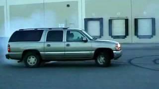 GMC Yukon / Chevrolet Suburban - Drifting & Burnout - Rental Car