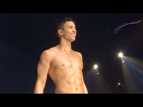 BENCH Under The Stars Part 11 - Markki Stroem's butt exposure