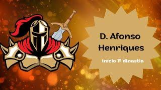 D. Afonso Henriques - História 1º ciclo - O Troll explica...