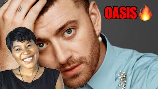 Baixar Sam Smith -My Oasis (Ft Burna Boy Lyrical Video )REACTION!!