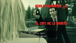 Deadly Premonition #4- El cafe me lo advirtió - Geeks & Gamers