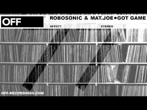 Robosonic & Mat.Joe - Got Game - OFF077