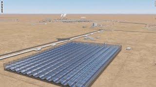 في عُمان قريباً.. استخدام الطاقة الشمسية في حقول النفط