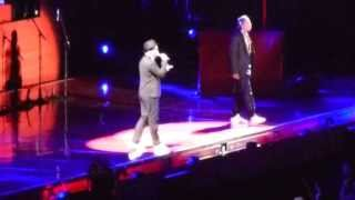 Forever Young/Concert Finale & Goodbyes - Justin Timberlake & Jay-Z at the Rose Bowl