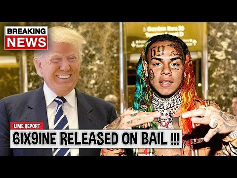 6ix9ine Snitches & Trump Wants Him Released... Mp3