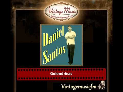 Daniel Santos – Golondrinas