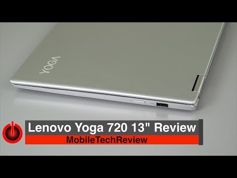 "Lenovo Yoga 720 13"" Review"