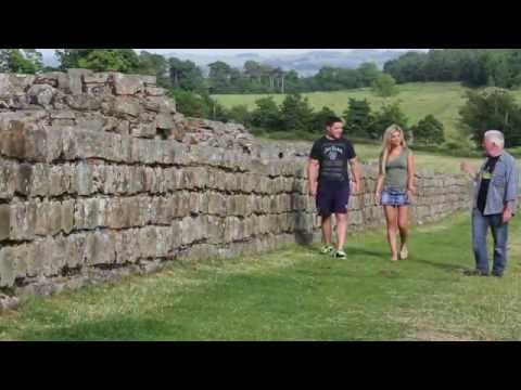 Hadrians Wall Tour Guide   Guided Walks Northumberland   Hadrian's Wall