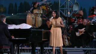 Andrea Bocelli Hq Amp Heather Headley Vivo Per Lei The Prayer