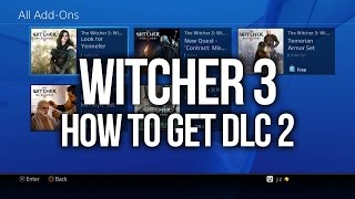 Witcher 3 DLC 2 - How to download and start Missing Miners Quest (PS4, No Spoilers)