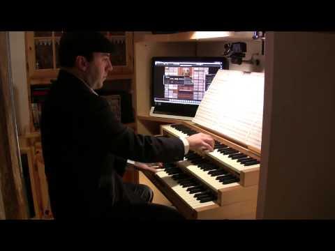 "Mendelssohn - Wedding March (Marcia nuziale from ""A Midsummer Night's Dream"", organ)"