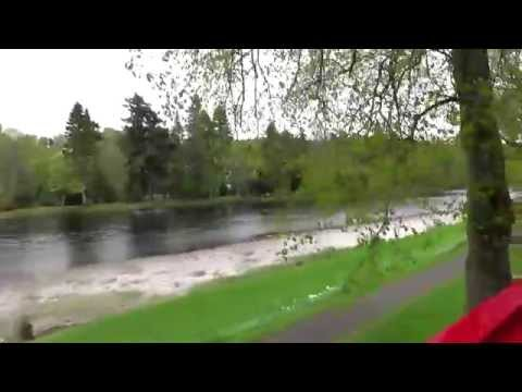 Inverness guided tour May 2014
