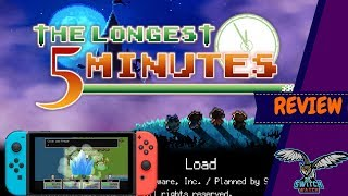 The Longest Five Minutes Nintendo Switch Review (Video Game Video Review)