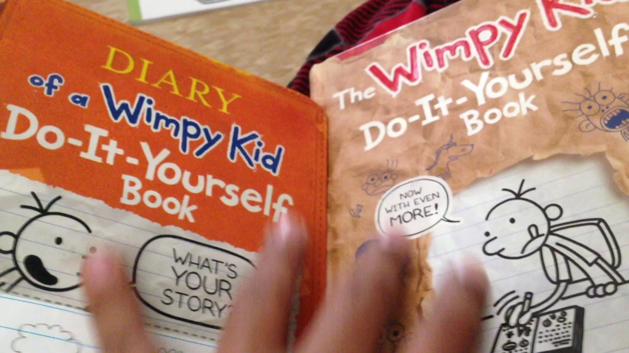 Diary of a wimpy kid book collection and gift set youtube diary of a wimpy kid book collection and gift set solutioingenieria Image collections