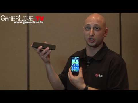 CTIA: LG Announces, Shows Off 4G LG Revolution Smartphone with Inductive No Wires Charging Pad