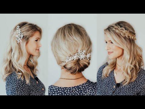 3 DIY Hair do Tutorials Style Hair Just like a Pro