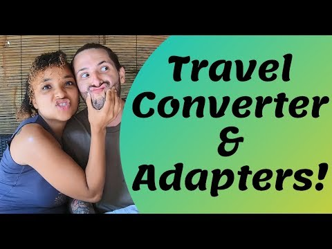 Travel Tips | Travel Converter & Adapter | Bali | Indonesia | Travel Vlog