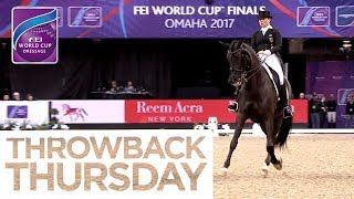 Isabell Werth's full winning round from the Final 2017 #ThrowbackThursday | FEI World Cup™ Dressage
