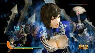Dynasty Warrior 8 ALL WEI KINGDOM CHARACTERS MUSOU AND RAGES