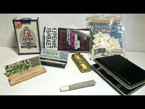 Для начинающего курить самокрутки / крутить самокрутки