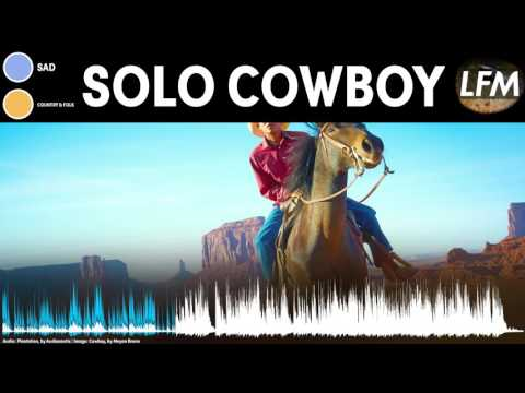 SOLO COWBOY Background Instrumental | Royalty Free Music