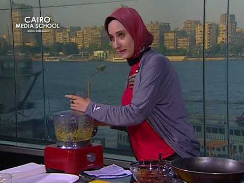 Toka Mohamed - Cooking Show August Workshop