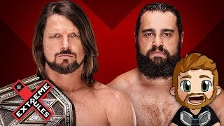 WWE EXTREME RULES (2018) LIVE STREAM LIVE REACTIONS WATCH PARTY