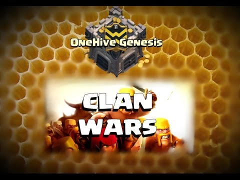 Clan War #99 OneHive Genesis vs North Faction