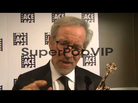 INTERVIEW - Steven Spielberg on being at the event at the...