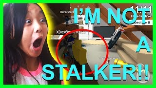 ROBLOX: I'M NOT A STALKER! HIDE AND SEEK EXTREME - WORKSHOP with CamCam The Nerd
