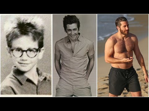 Jake Gyllenhaal  From 9 to 37 Years Old